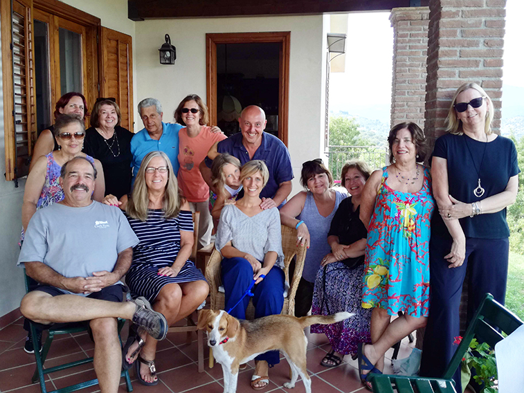 Sicily-family-lunch