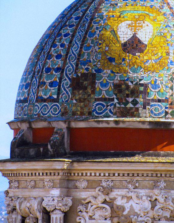 church-cupola
